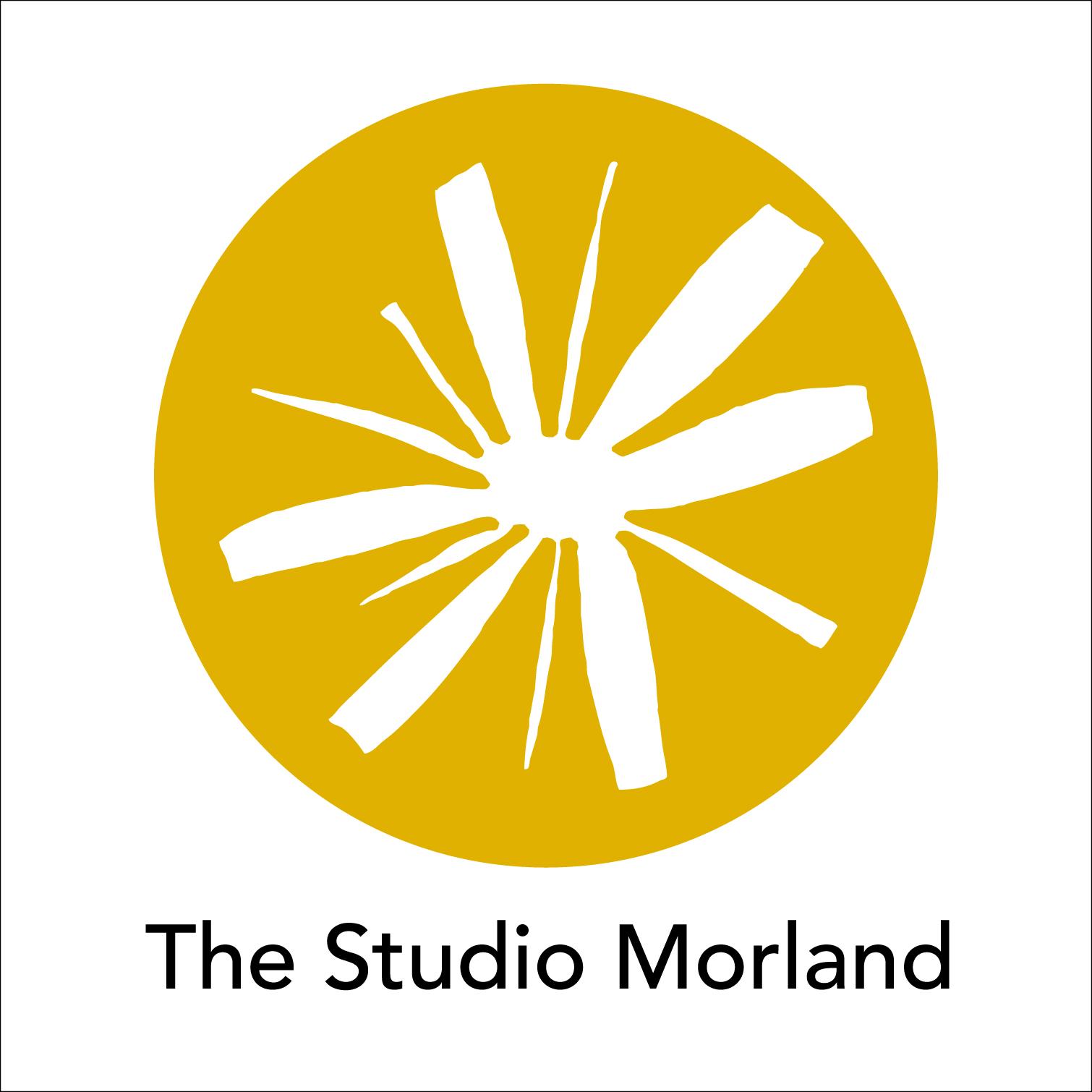 The Studio Morland - logo in colour