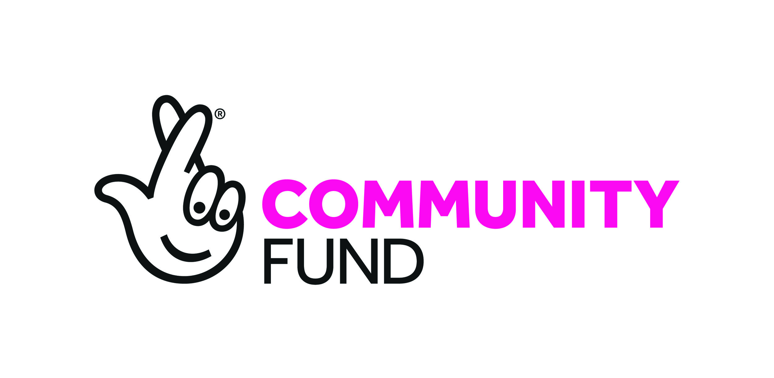 The Community Lottery logo - *please check with us before using*