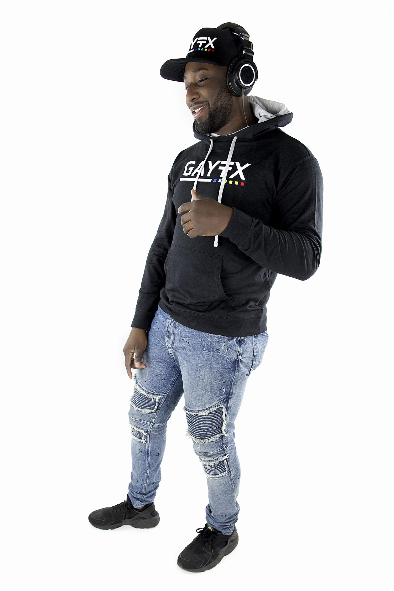 Sleek Soft Cozy - GAYTX Pullover Hoodie