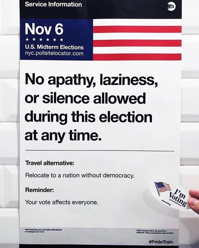 Vote today, no regret tomorrow. . . #vote  #letyourvoicebeheard  #votethemout  #voteforwomen  #itaffectsusall