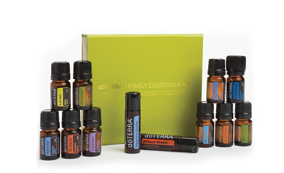 FAMILY ESSENTIALS KIT   Mini version of the most popular kit.  $150 Wholesale /$200 Retail