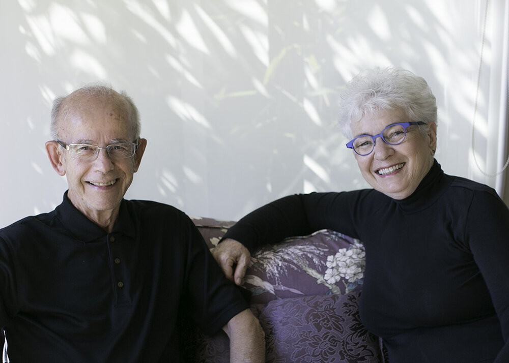 John and Heather