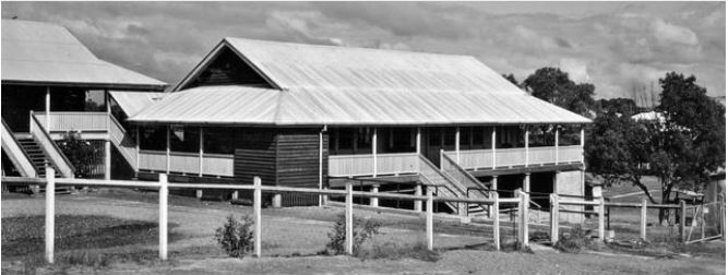 Moorooka State School, 1947.