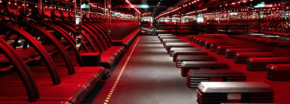 Barry's Bootcamp London Studio