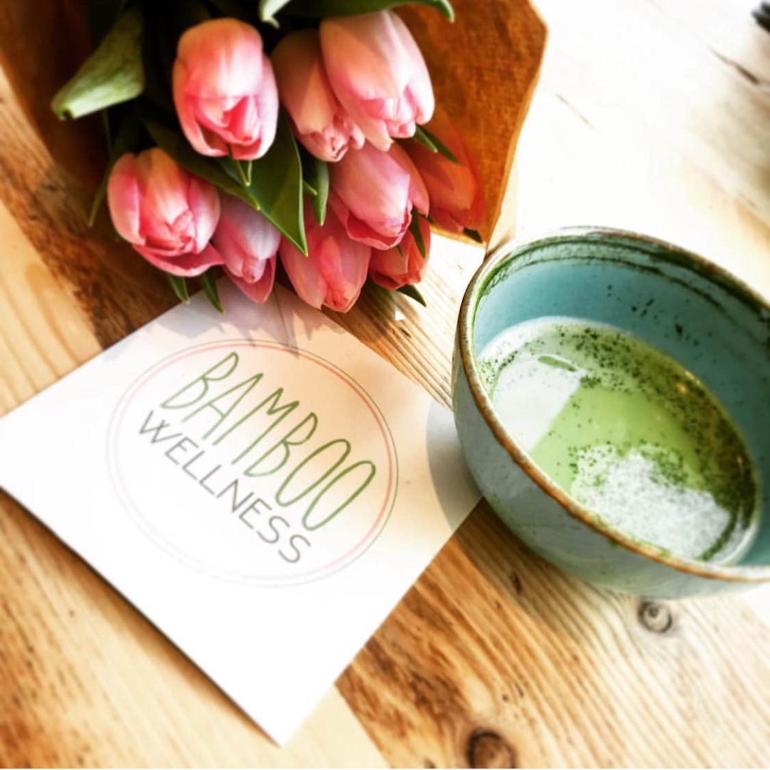 5 x Yoga Classes - Not only does the wonderful Bamboo Wellness in Wandsworth offer excellent classes, it has the most wonderful cafe, which is bright, fresh and really welcoming… and the coffee is top notch!