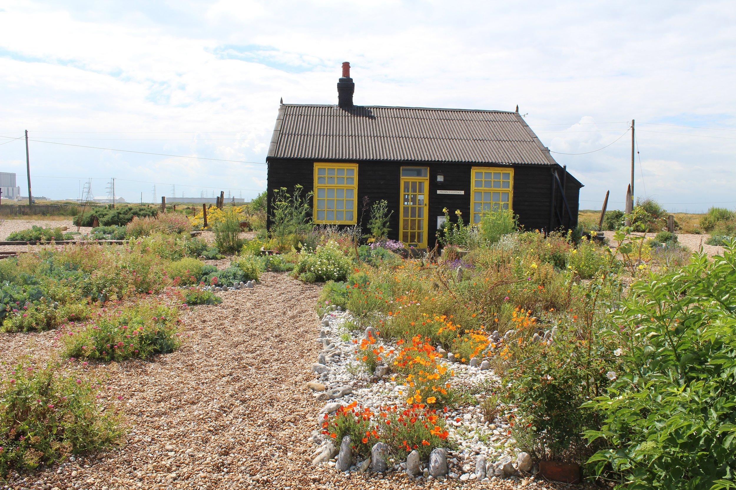 Derek Jarmen's Prospect Cottage, Dungeness