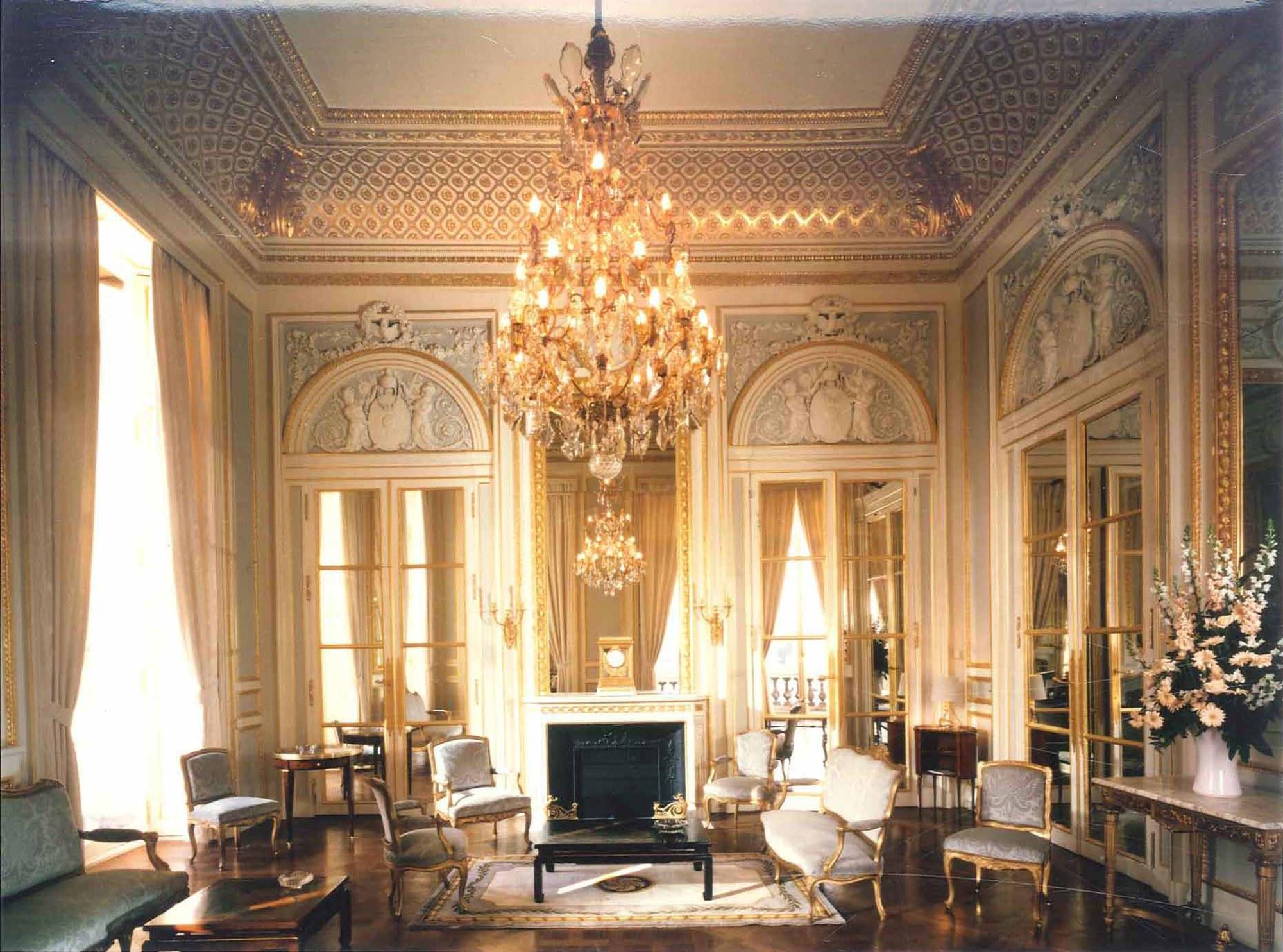 HOTEL DE CRILLON PARIS - EVENT