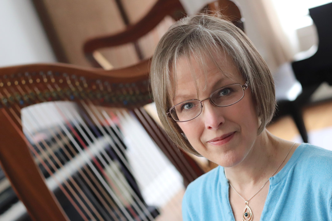 - My name is Anne Crosby Gaudet, I am a private piano and harp teacher, composer, independent publisher and harp therapist from Bedford, Nova Scotia.I am passionate about creative teaching and lifelong learning.