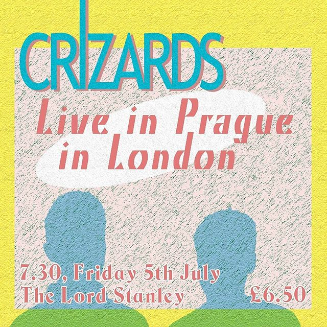 Just over one week till we get this show out in front of a non-Czech audience for the first and only time!!