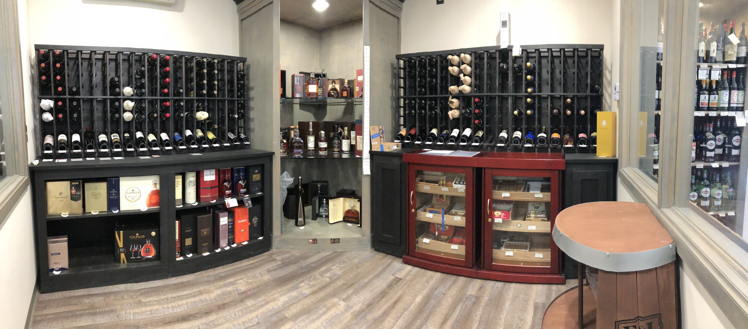 rare wine and high end liquor in cumming, georgia
