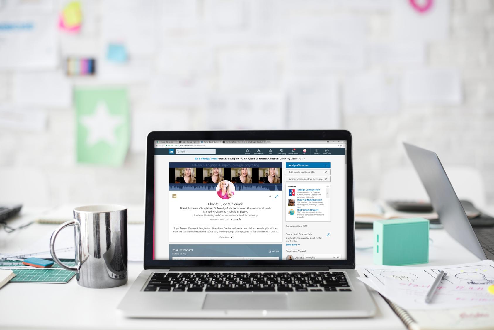 LinkedIn Professional Branding
