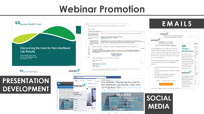 Webinar Strategy Services