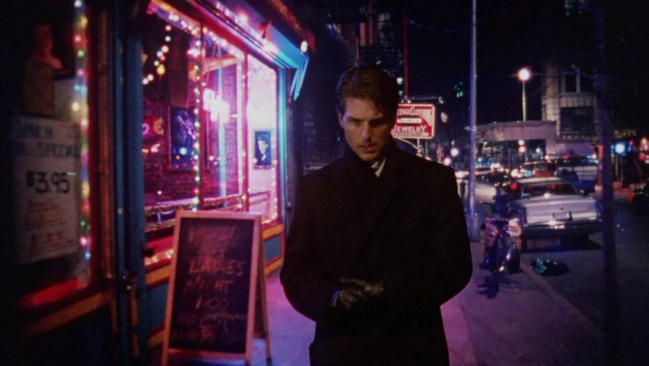 Tom Cruise en el reino perdido ( Eye wide shut )