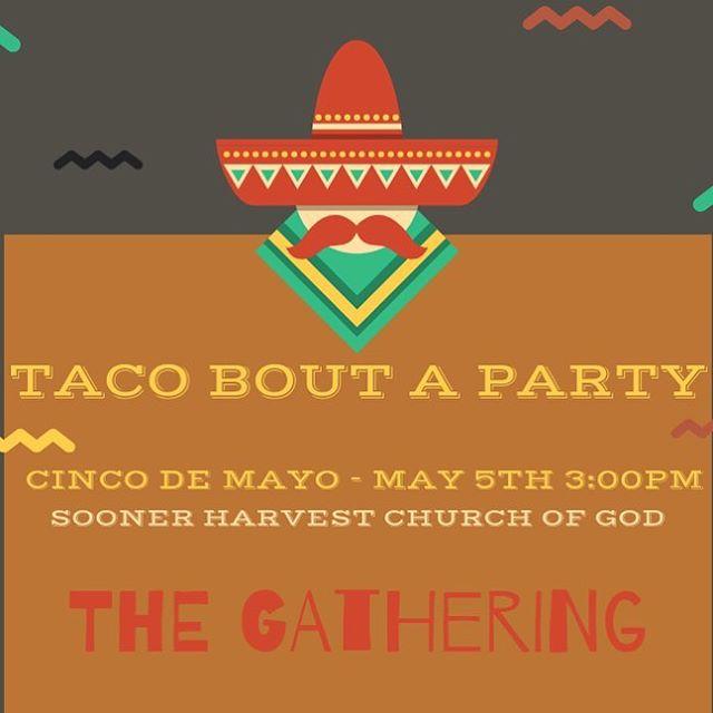 Tacos, Piñatas, Games, and more!