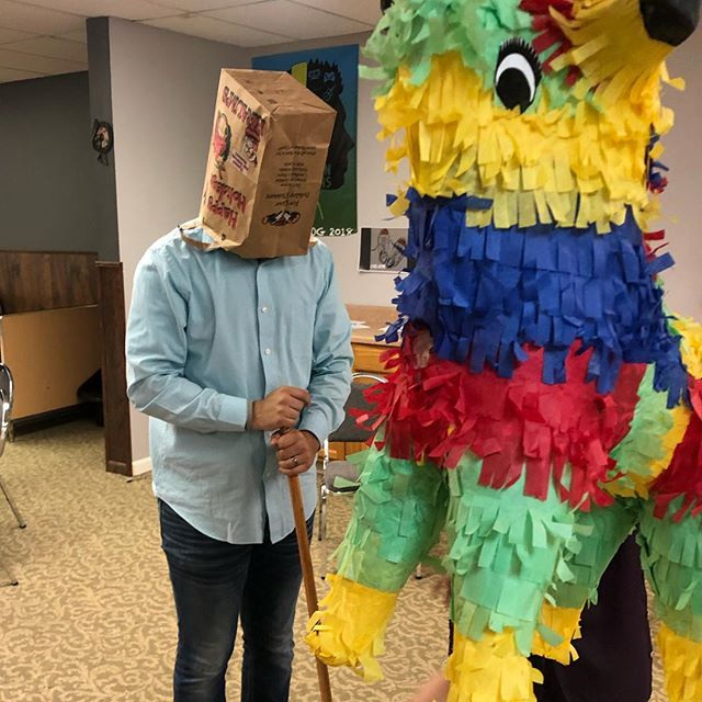 That piñata didn't stand a chance! Happy #cincodemayo