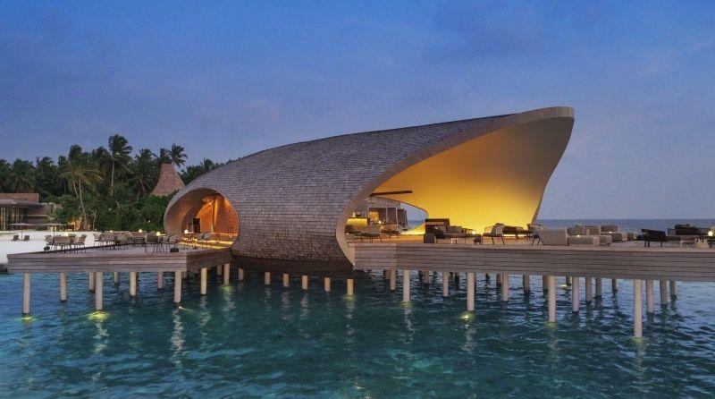 Courtesy The St. Regis Maldives Vommuli Resort