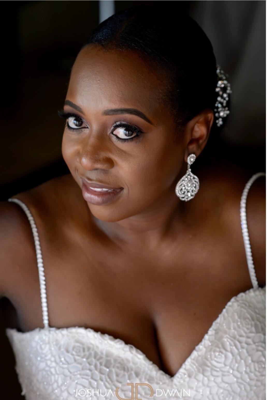 Binta Elise Luxury Travel Wedding Makeup