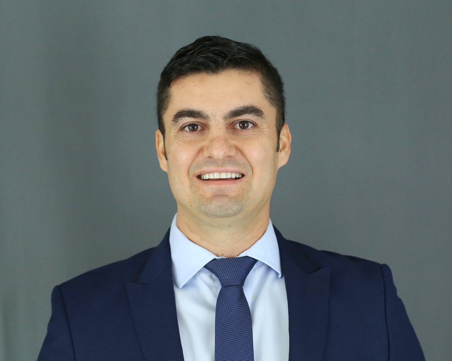 Radu Mundrenko<br>Assistant Treasurer