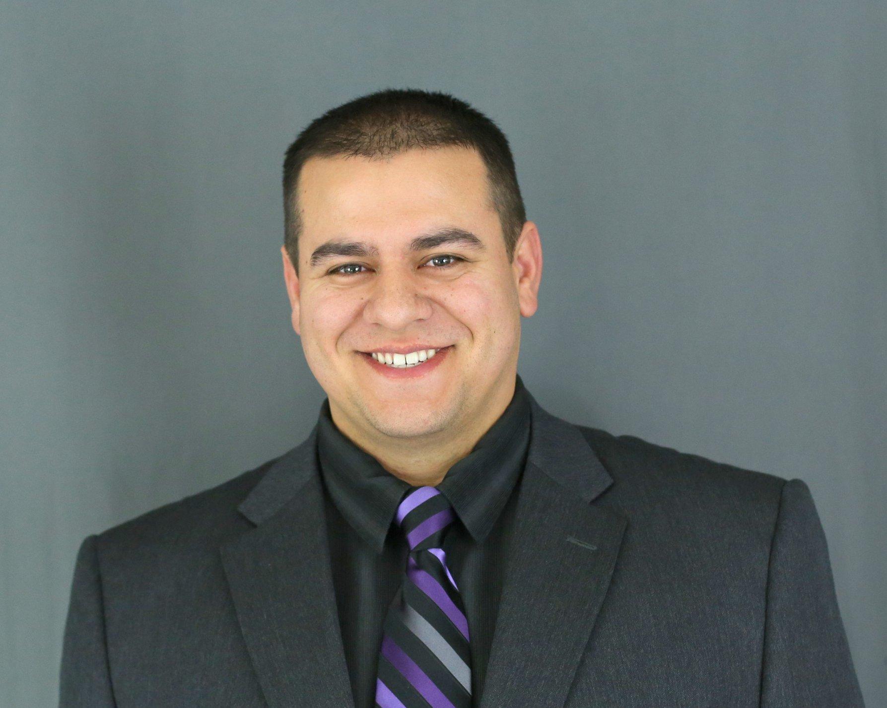 Michael Hurduc<br>Events Coordinator