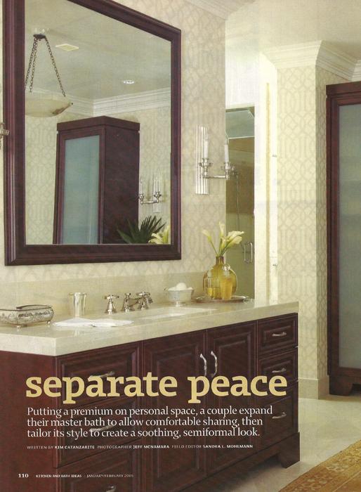 Separate Place Kitchen & Bath Ideas 2009
