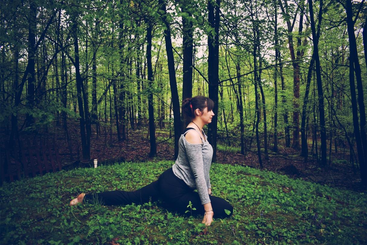 Yoga with Jillian | Photography
