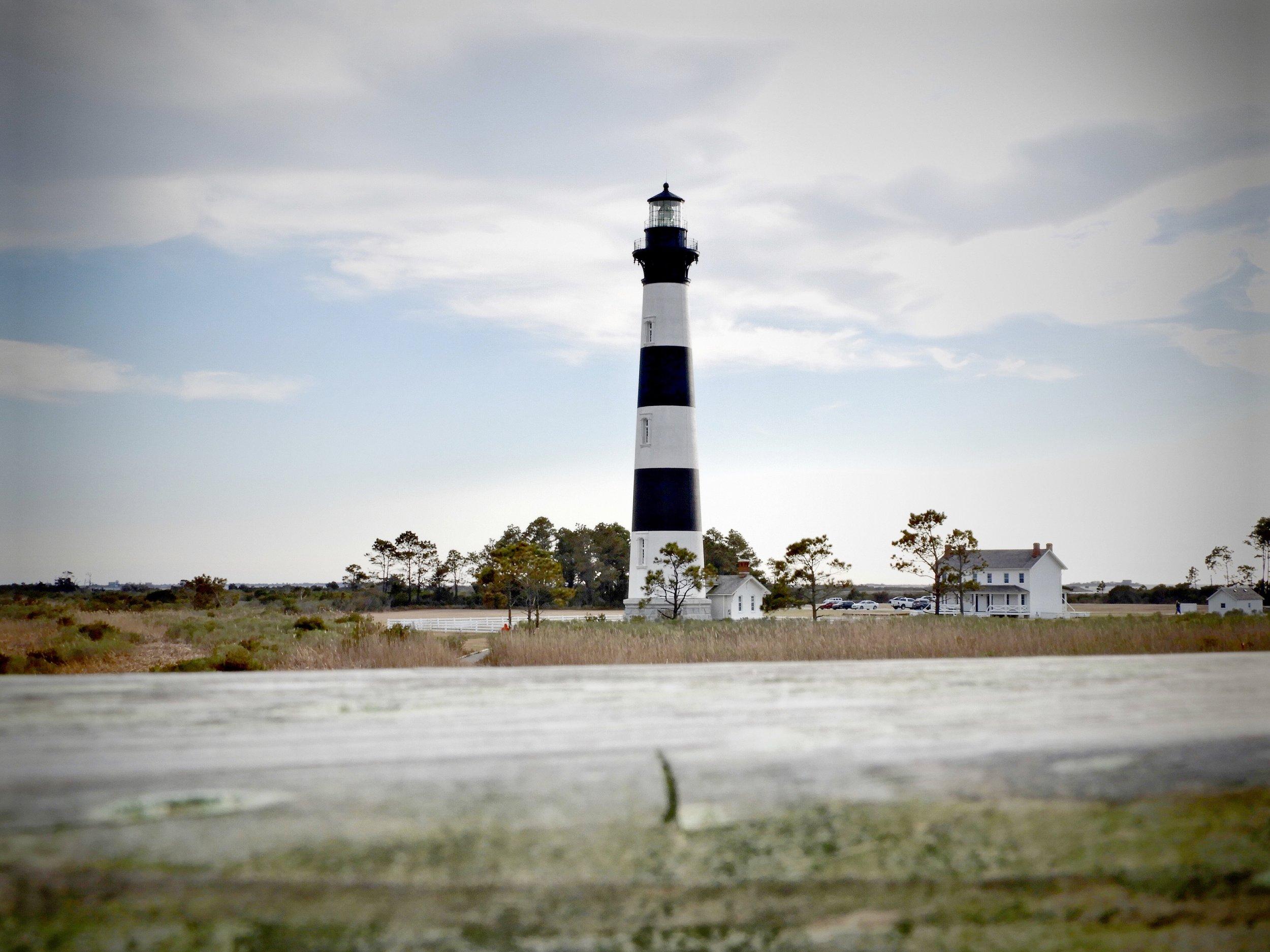 Bodie Island Lighthouse - 2017