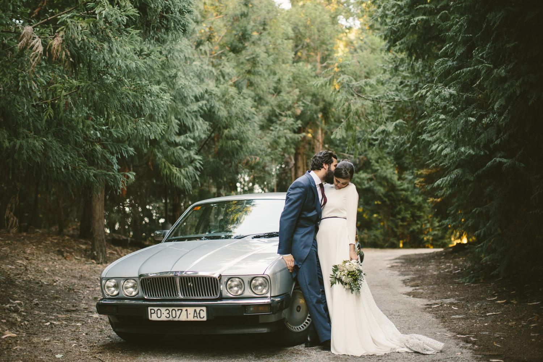 GALICIA WEDDING: BEA & BASI