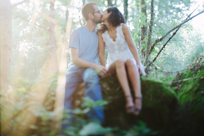 GALICIA LOVESHOOT: LETICIA & FRANCO