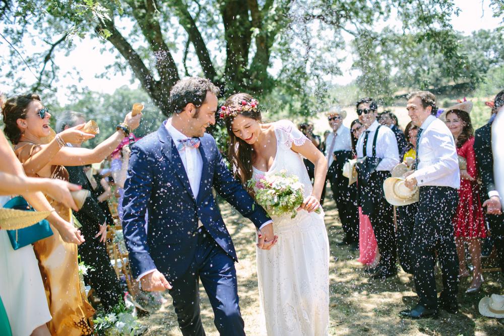 EXTREMADURA WEDDING: ANA & YACO
