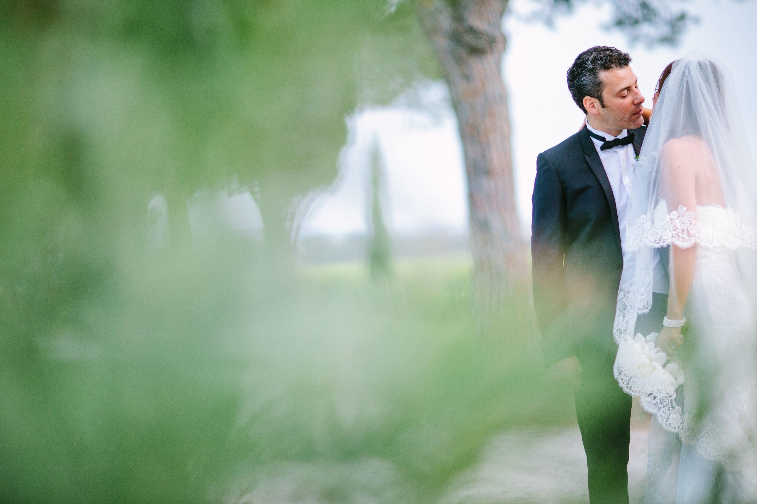 TUSCANY WEDDING: SYLVIA & BENJAMIN