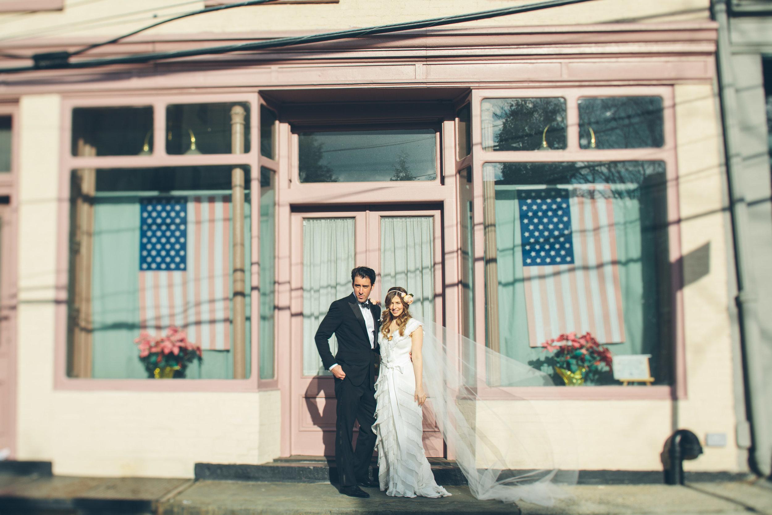 NYC WEDDING: JENNIFER & RYAN