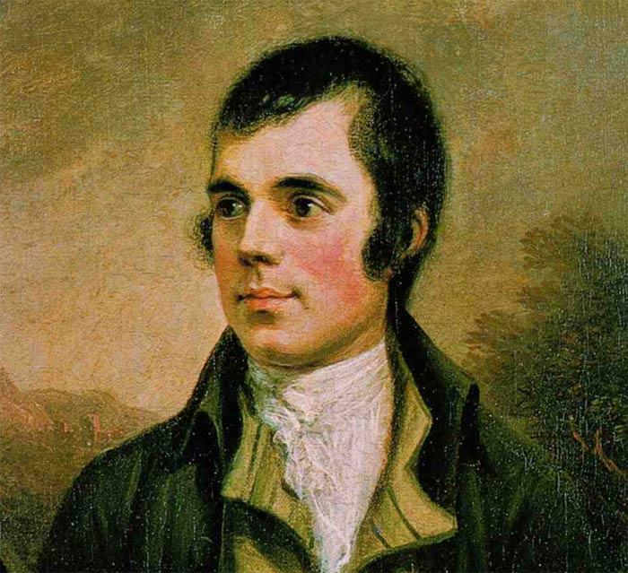 Robert Burns 1759 - 1796