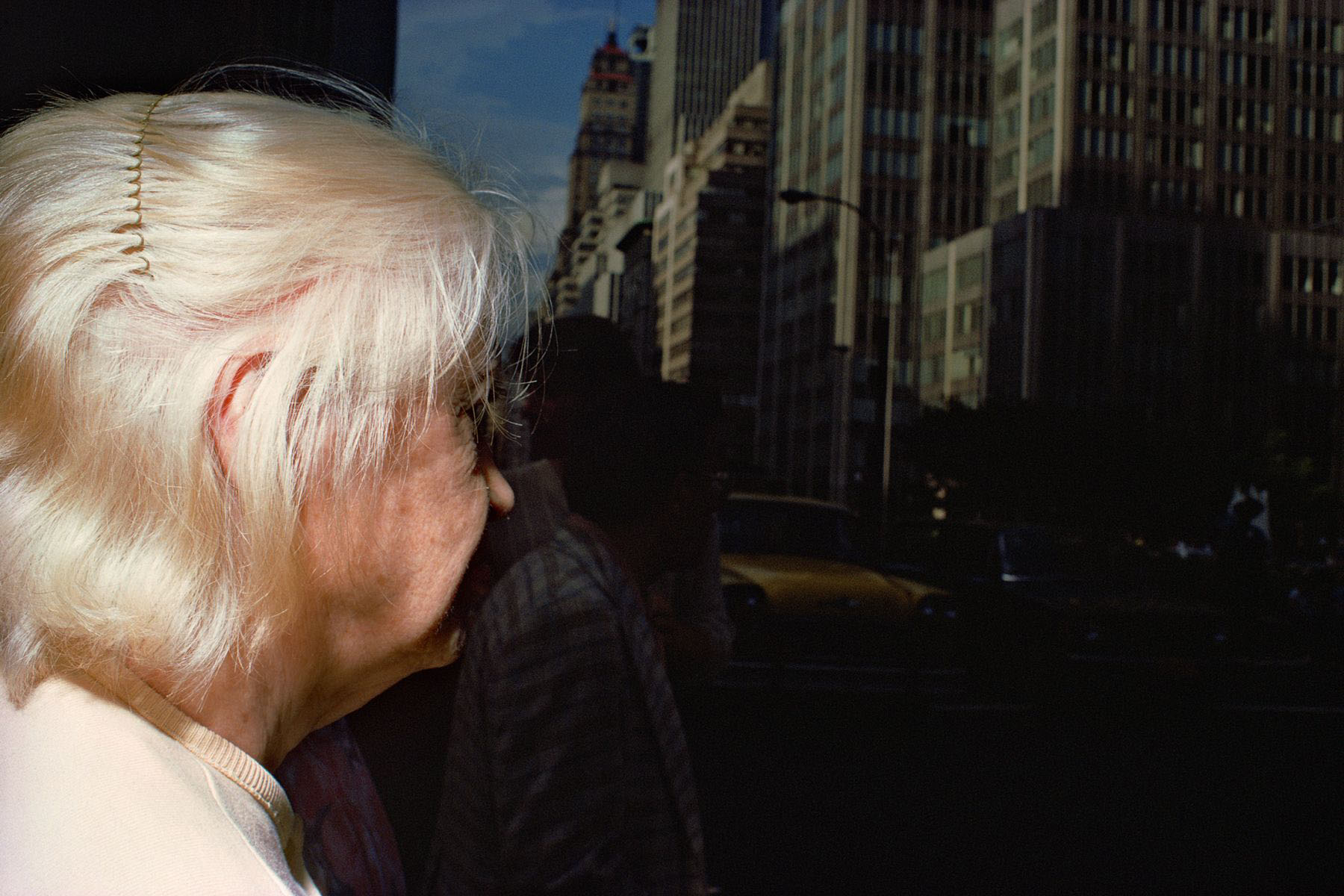 New York City, (#14), 1976