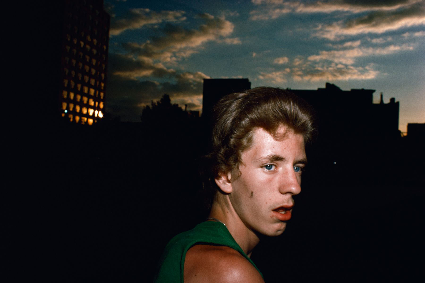 New York City, (#17), 1976