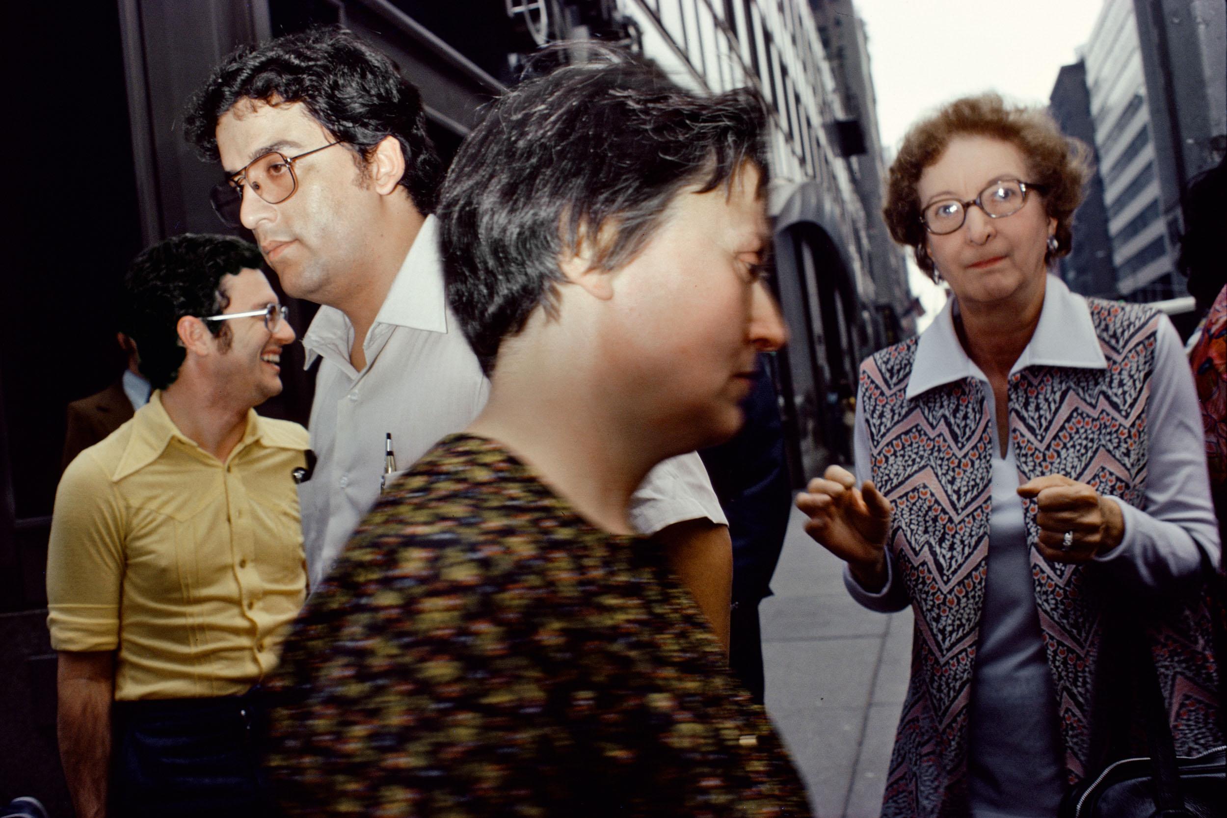 New York City, (#15), 1976