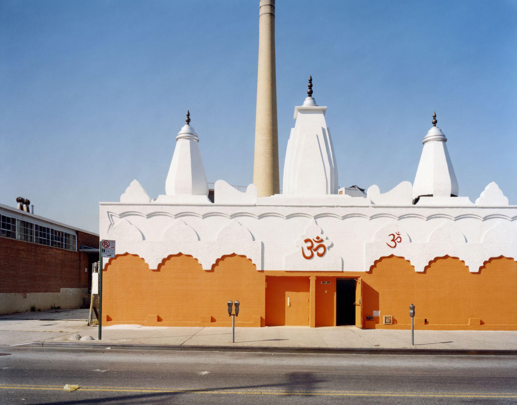 Geeta Temple , 92-09 Corona Avenue, Corona, Queens , September 2002