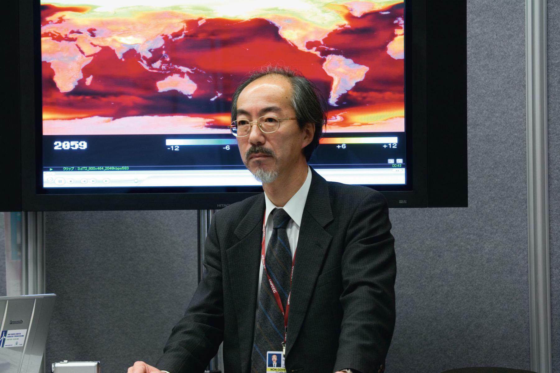 Yoshiaki Nishimura, Senior Staff, Central Research Institute of Electric Power Industry, Japan, 2005