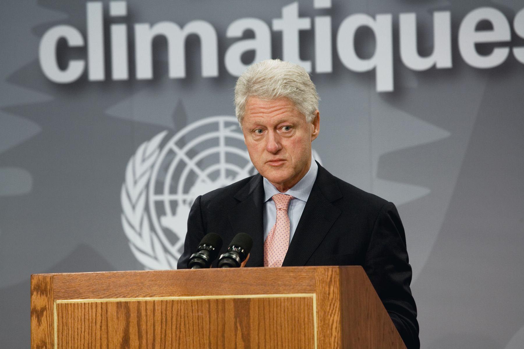 William J. Clinton, Former President, United States, 2005