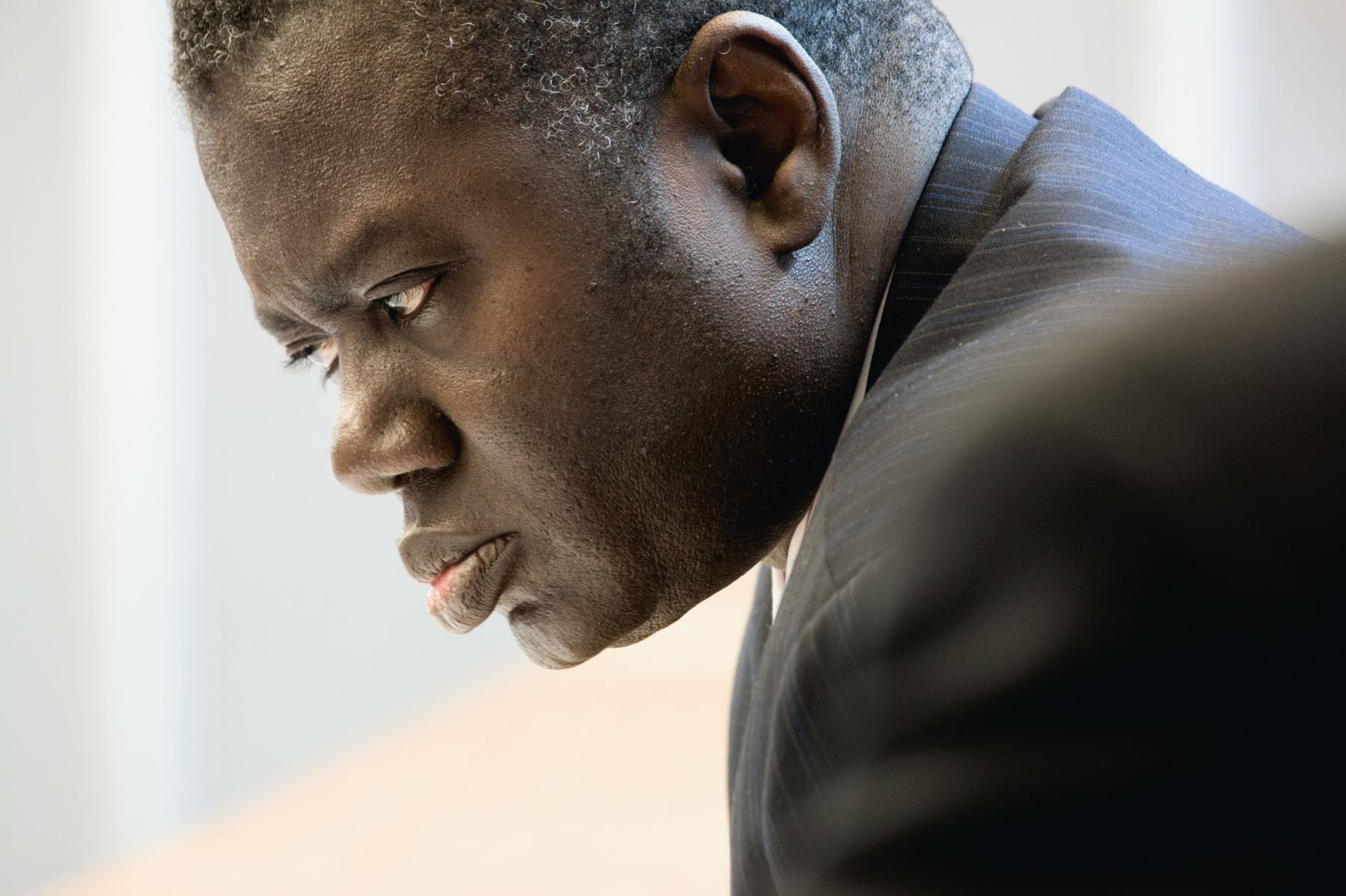 Robert Kofi Bamfo, Corporate Manager, Forestry Commission, Ghana, 2005