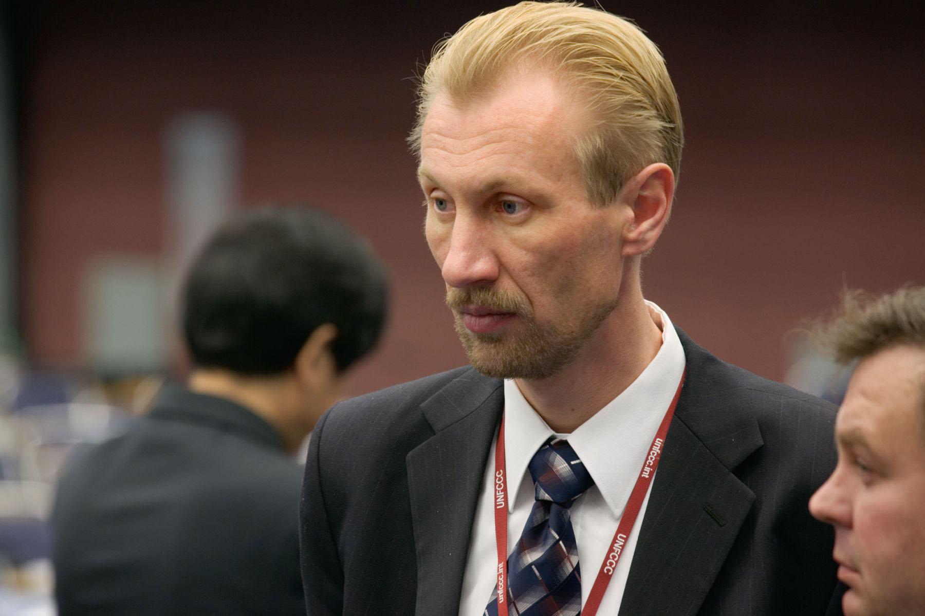 Vladimir Tarasenko, Deputy Head, State Committee for Energy Efficiency, Belarus, 2005
