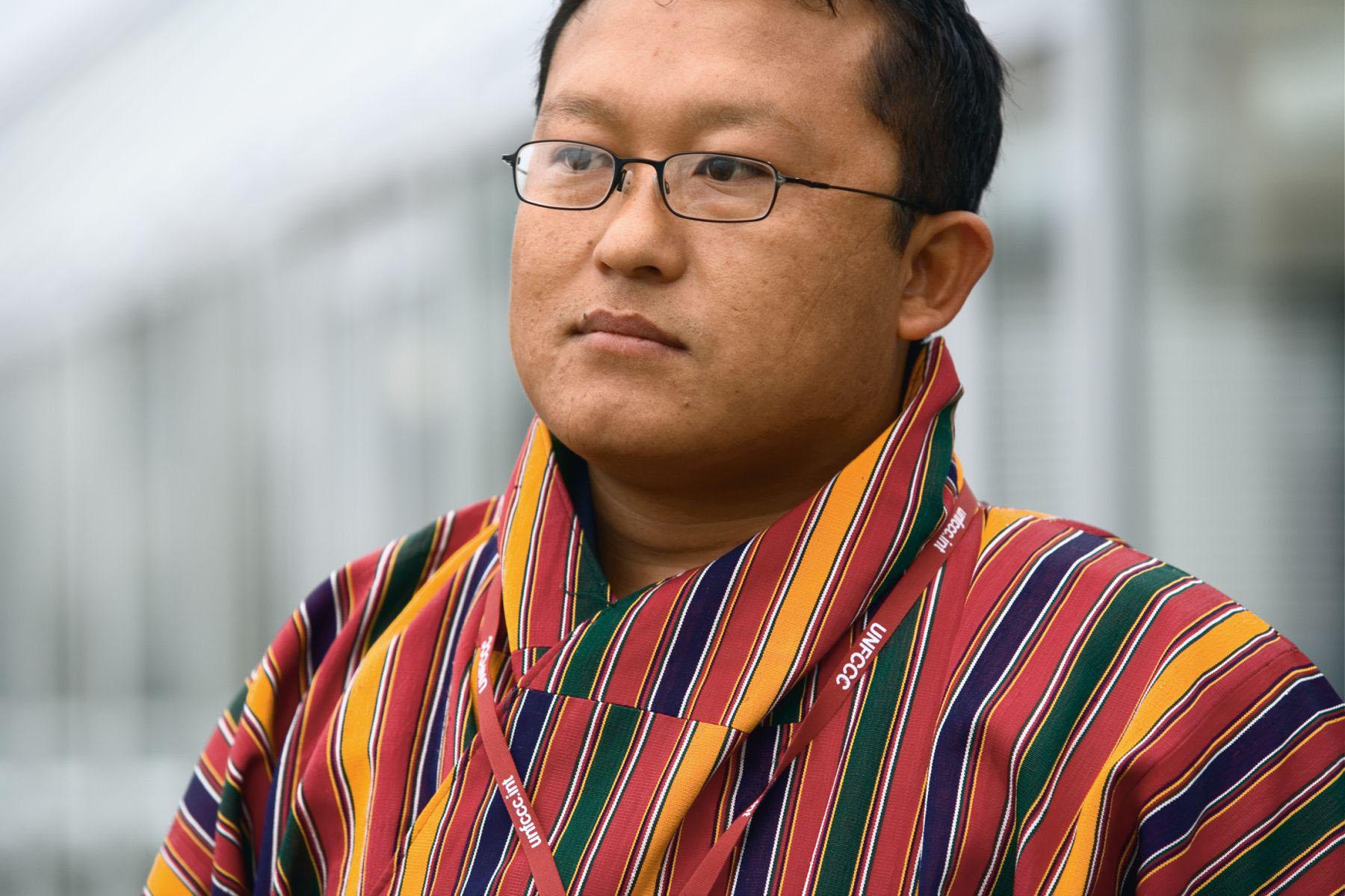 Jigme, Program Officer, National Environment Commission, Bhutan, 2005