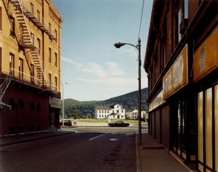 Stephen Shore's  Holden Street