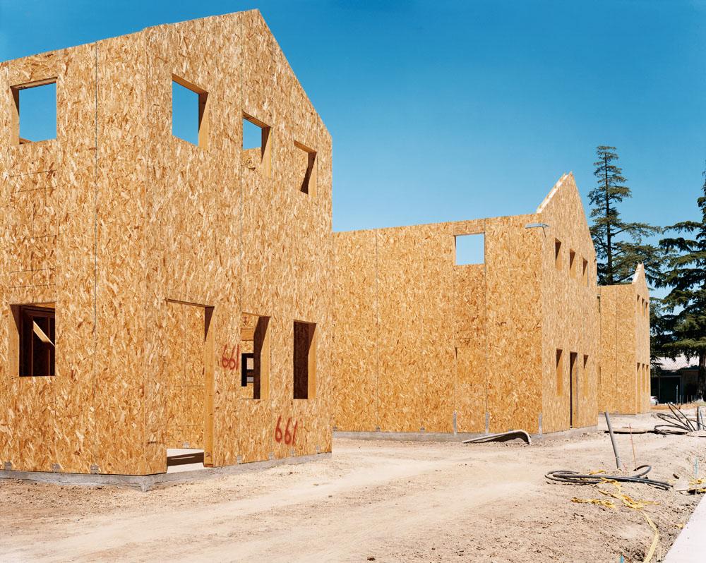 Surreal Estates, Sacramento, California, July 2005.