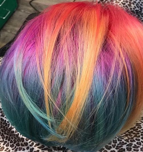 Vivid Color Rainbow