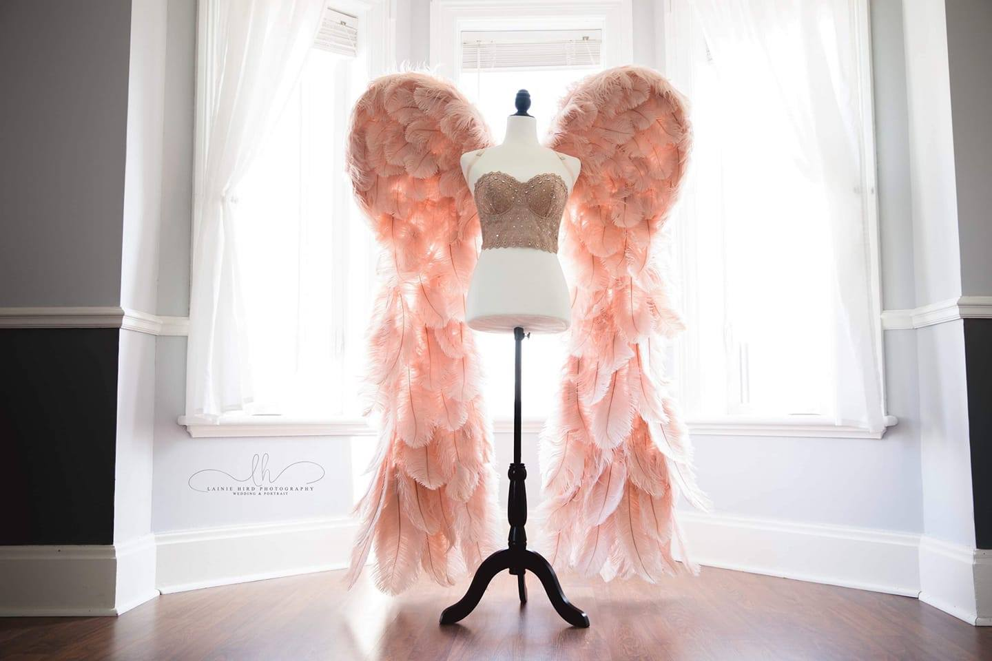 Win first access! - In order to be eligible to win first access to the Angel Wings valued at $300 (add-on to regular session only),you need to complete the following three steps!