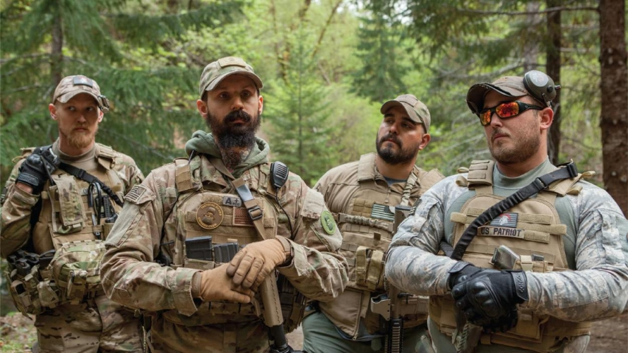 Vice - The Oath Keepers Are Ready for War with the Federal Government