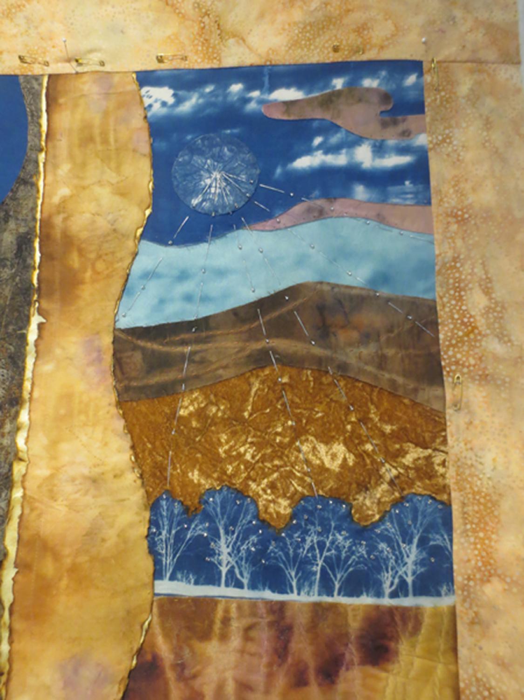 Migration II, detail