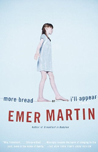 More Bread or I'll Appear (cover) by Emer Martin