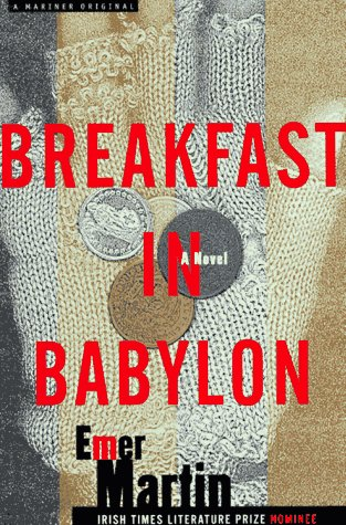 Breakfast in Babylon (c0ver) by Emer Martin