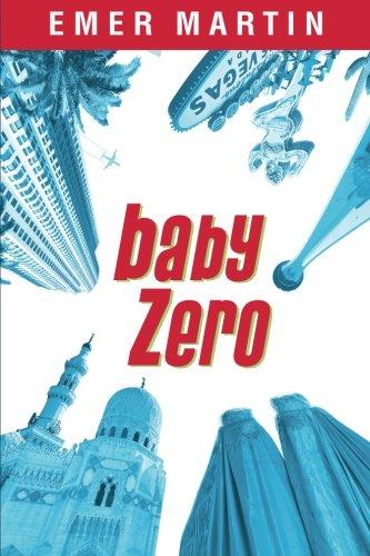 Baby Zero (c0ver) by Emer Martin